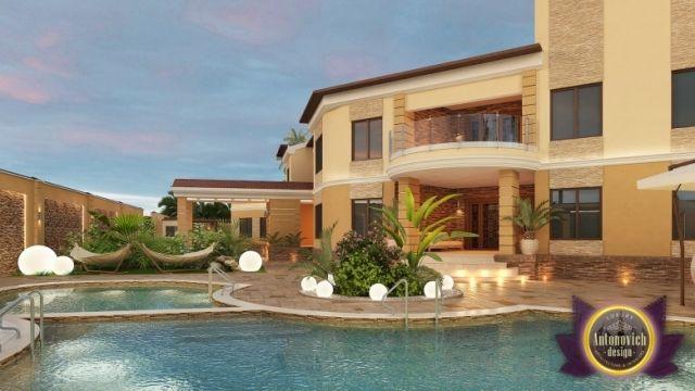 Villas exterior in nigeria villas de luxe and so and so pinterest exterior design villas and bespoke design