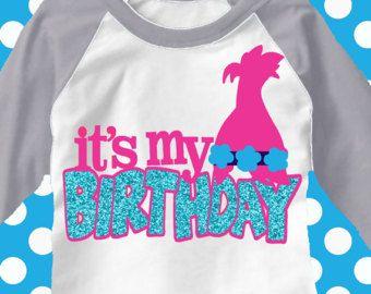 Unicorn svg, Unicorn birthday, Birthday girl svg, iron on
