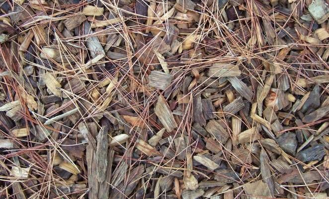 New research shows that using wood mulch has a notable effect in reducing greenhouse gas emissions.