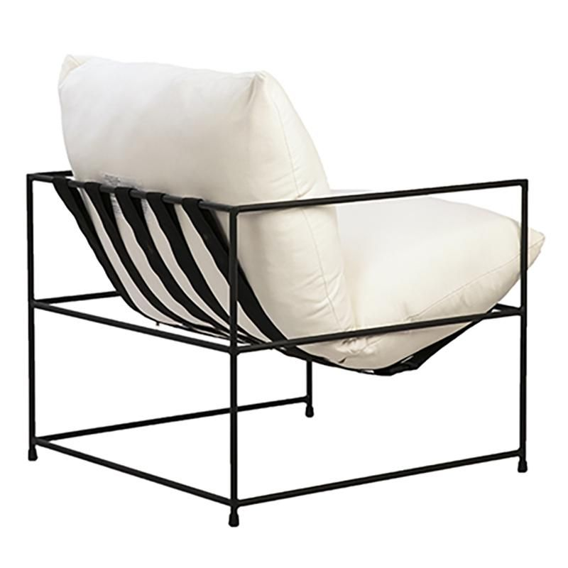Dovetail Inska Occasional Chair – Meadow Blu