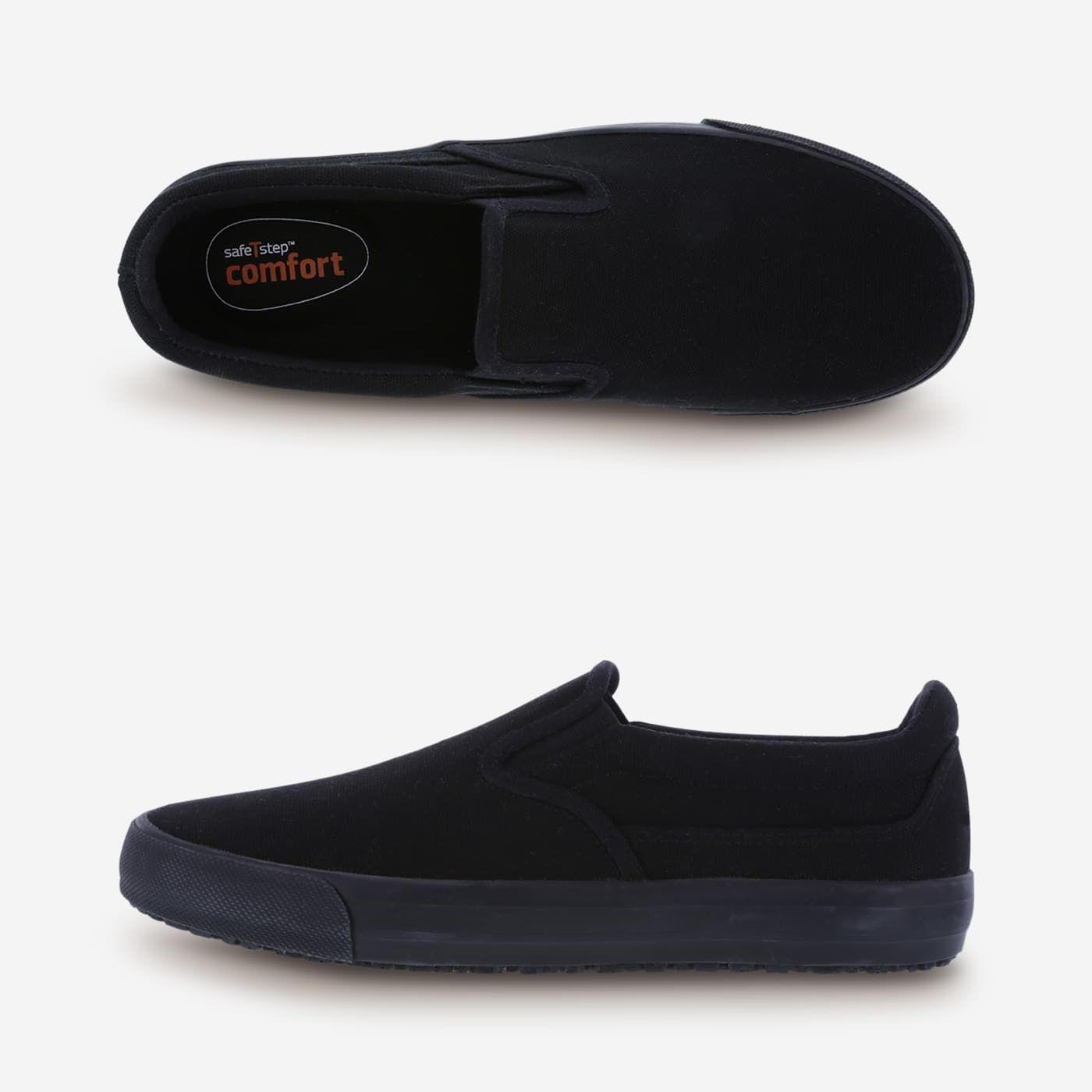 safeTstep Slip-Resistant Men's Slip-On