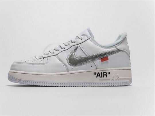 best service c6ccd 139a1 Off White x Nike Air Force 1 07 Low AO4297-100