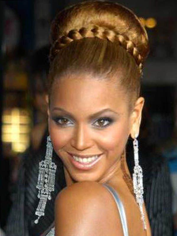 Braided Bun Hairstyles For Black Women Http Www