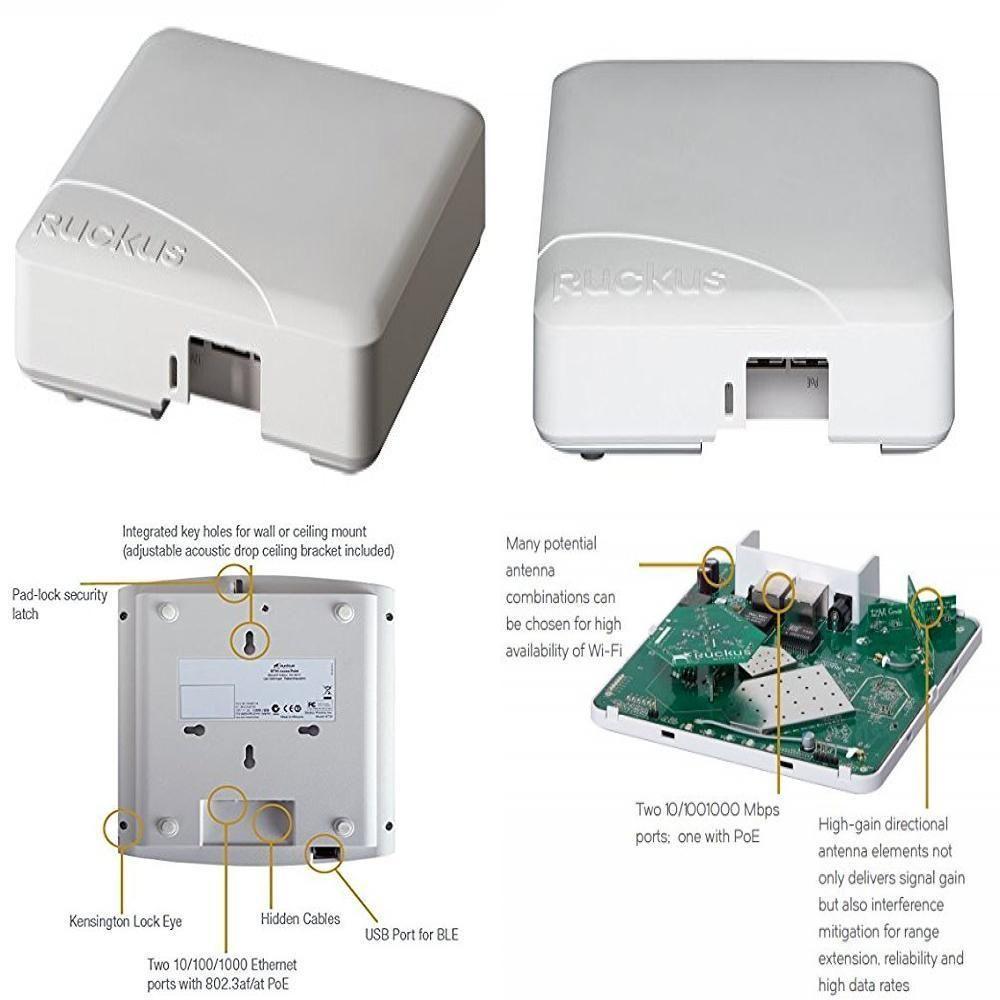 eBay #Sponsored Ruckus Zoneflex R600 UNLEASHED Access Point