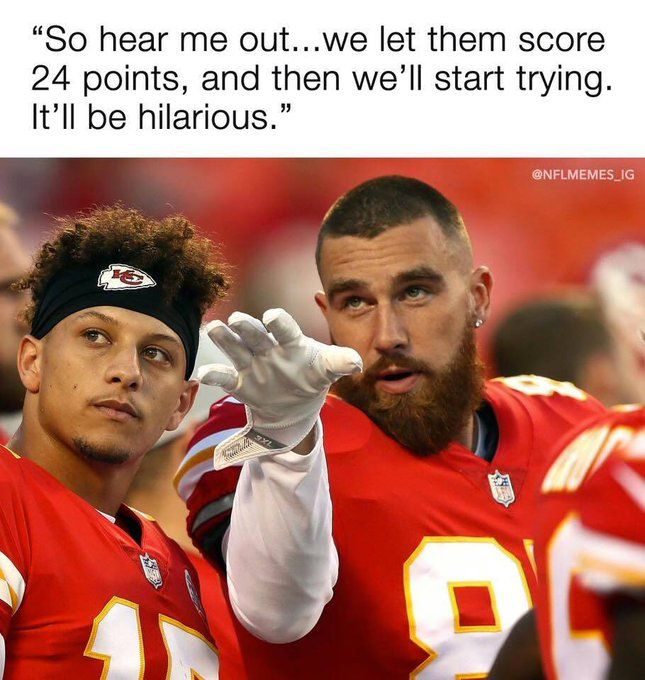Twitter in 2020   Nfl funny, Cheifs football
