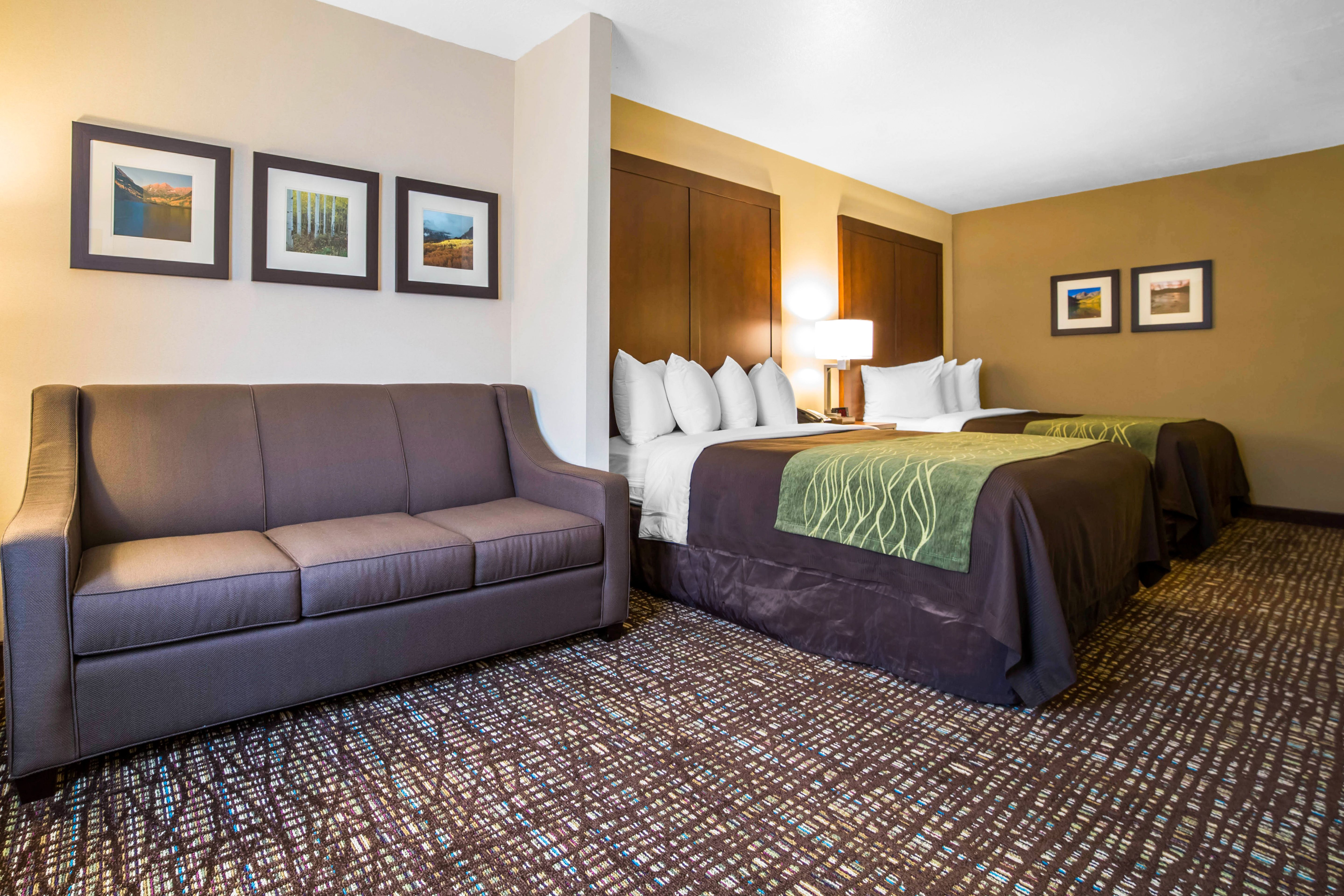 Enjoy Stay At Cozy Comfort Inn And Suites Hotel In Orem Near