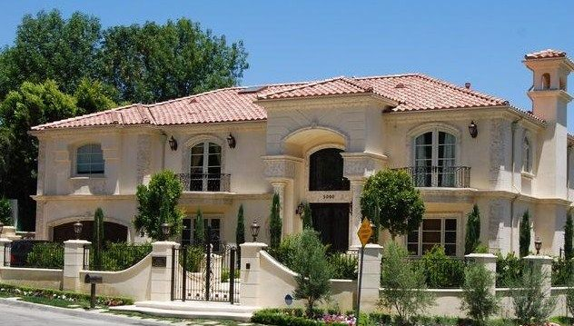 Fachadas Con Arcos Y Galerias Mansions Luxury Pinterest