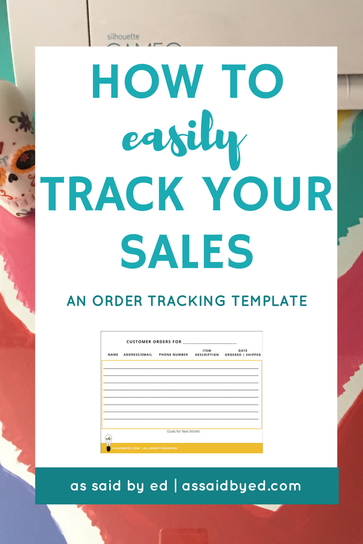 Sales Tracker Increase Sales Increase Business Profits