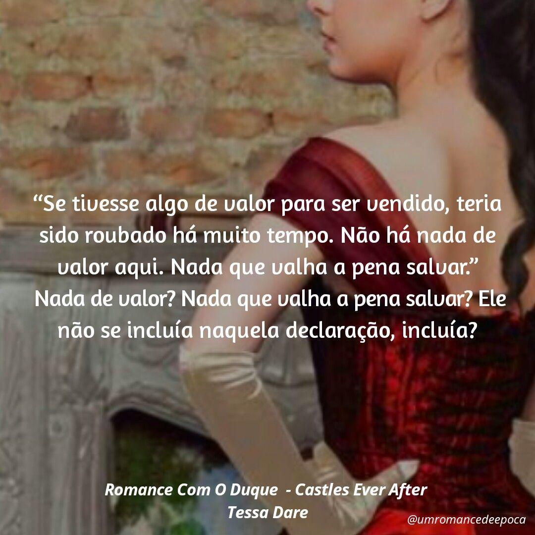Romance Com O Duque Castles Ever After 1 Tessa Dare Trecho