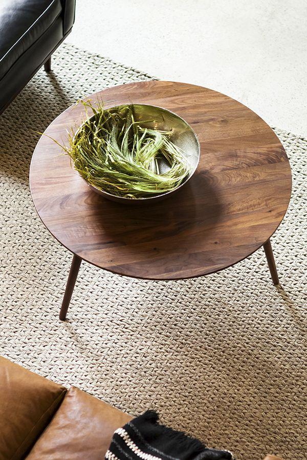 Amoeba Wild Walnut Coffee Table Walnut Coffee Table Mid Century