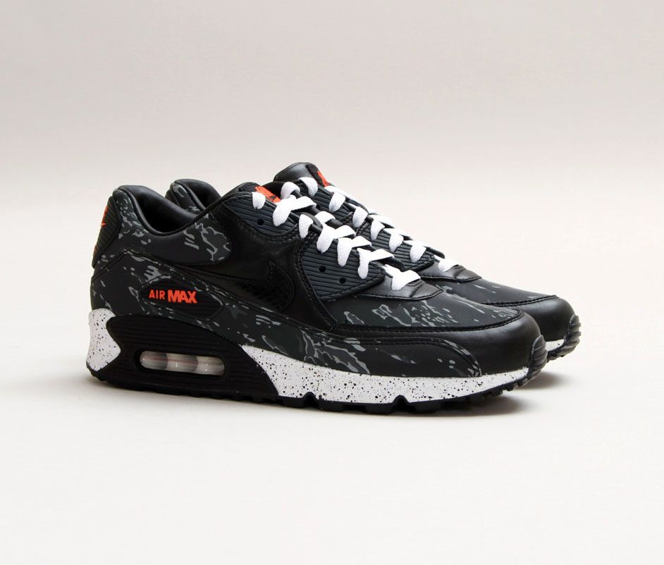 atmos x Nike Air Max 90 'Black Tiger Camo' US Release