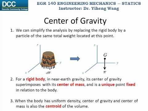 Statics lecture 1