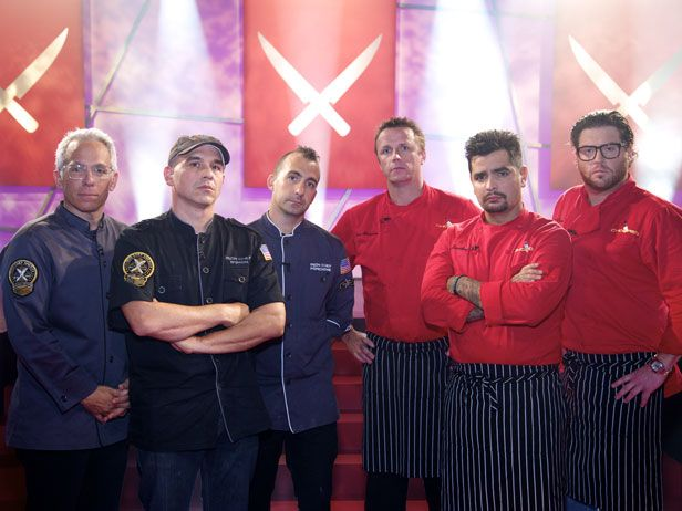 Iron Chef America - Wikipedia
