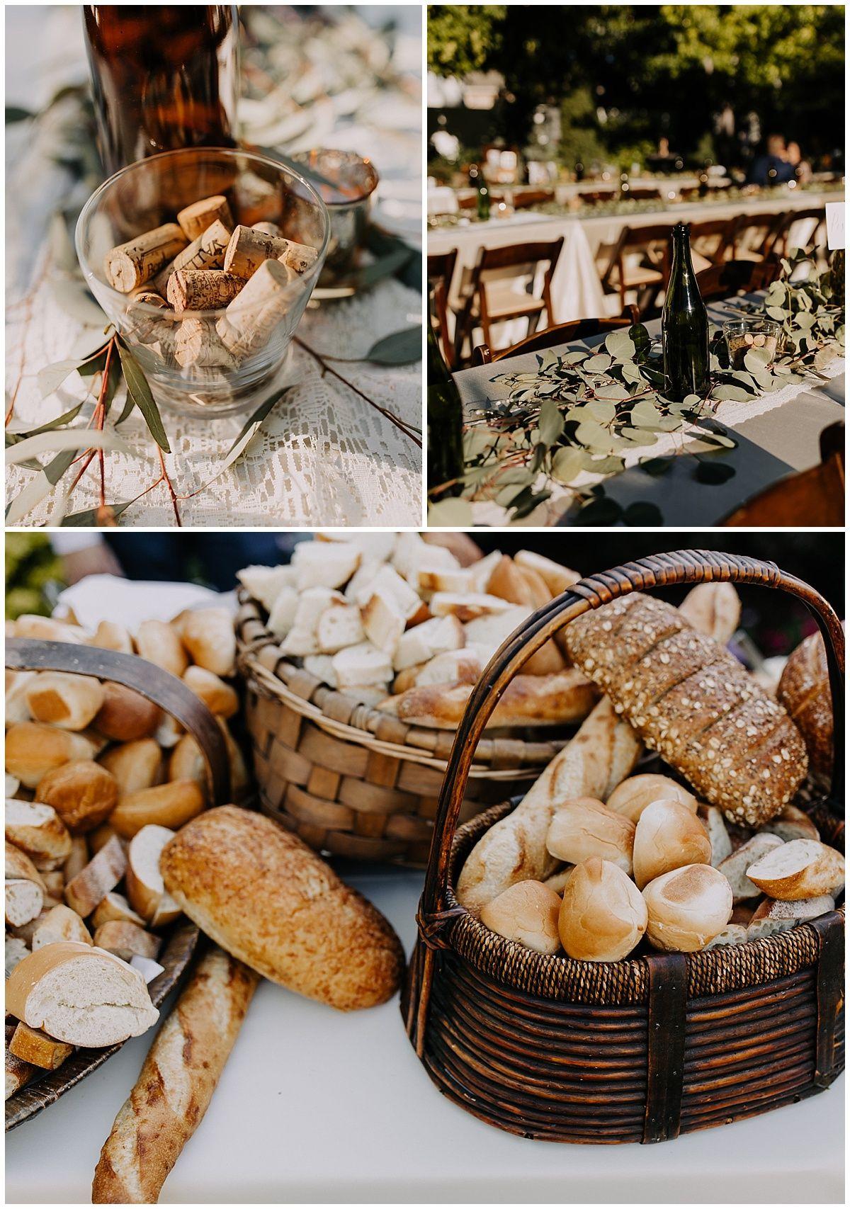 Elegant, Italian Inspired Backyard Wedding | Wedding ...