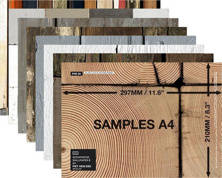 Sample Envelope PHE 2 Scrapwood (PHE 09 - PHE 16)