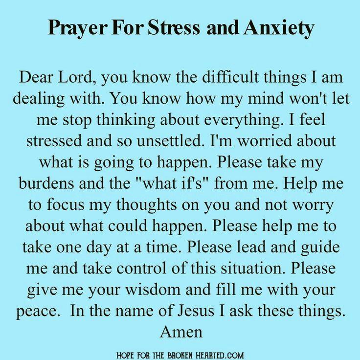 Morning Prayers ~ May 7th