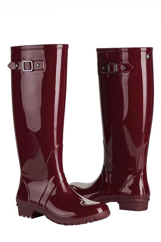 46€ Botas de agua mujer, comprar online botas de lluvia IGOR