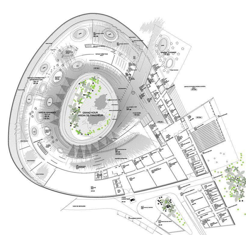 XTU architects museum of civilizations