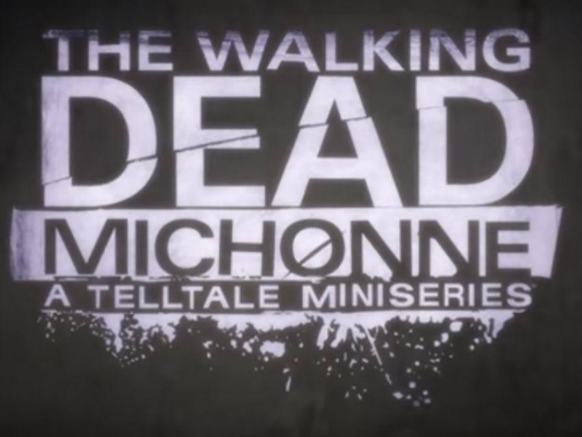¡SORPRÉNDETE! CON EL INTENSO TRAILER DE THE WALKING DEAD: MICHONNE