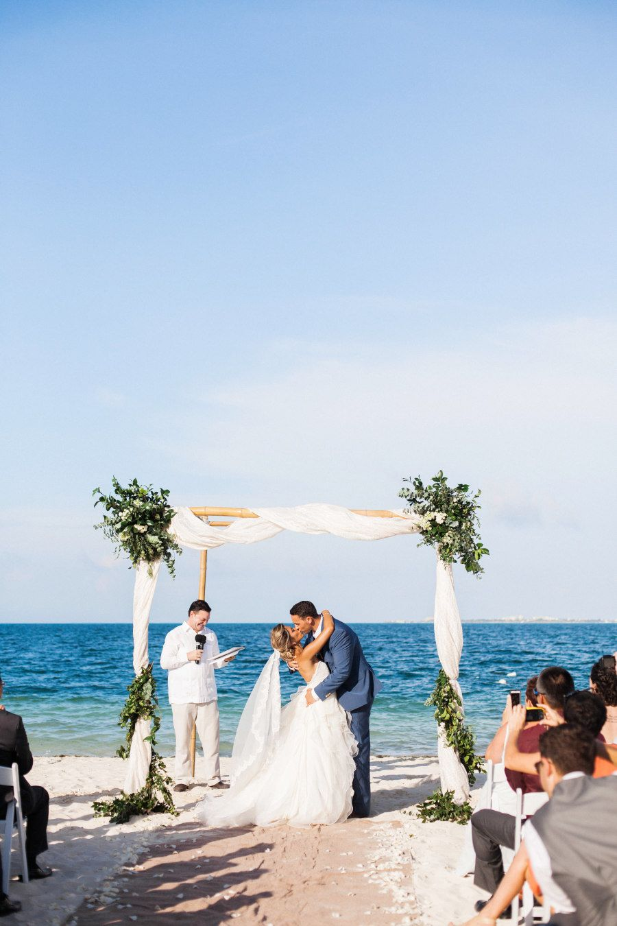 Dress for destination beach wedding guest  From Canada to Cancun This is a Perfect Destination Wedding