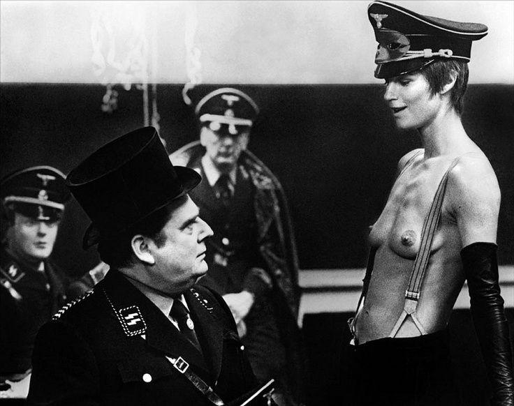 Charlotte Rampling - 1974 - THE NIGHT PORTER PHOTOGRAPHY