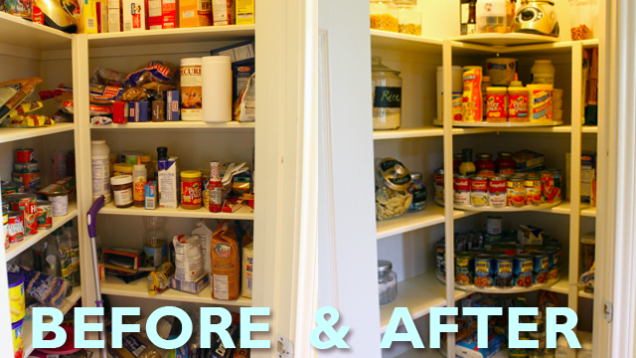 Organize And Maximize Your Pantry Space With Lazy Susans