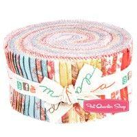 Lario Jelly Roll3 Sisters for Moda Fabrics