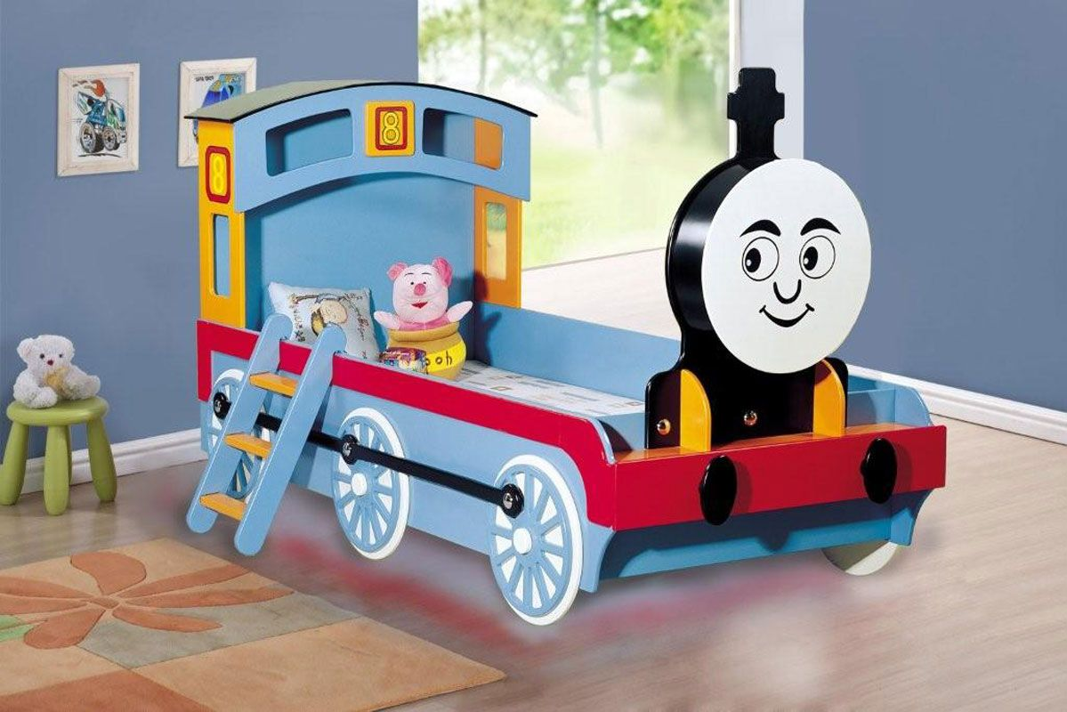 Childrens Thomas The Tank Engine Bed Frame Kid beds