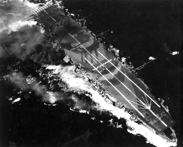 Imperial Japanese Navy aircraft carrier zuiho [空母 瑞鳳]祥鳳型航空母艦二番艦 起工/1935年6月20日…