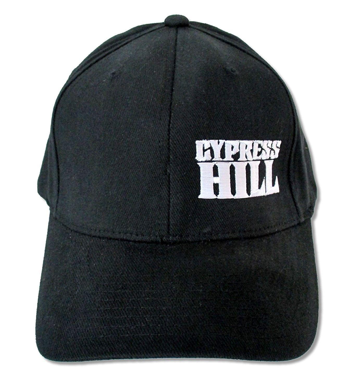 2b6e52ca1bb Adult cypress hill white logo black baseball cap hat nqrwhd jpg 1359x1500 Cypress  hill cap