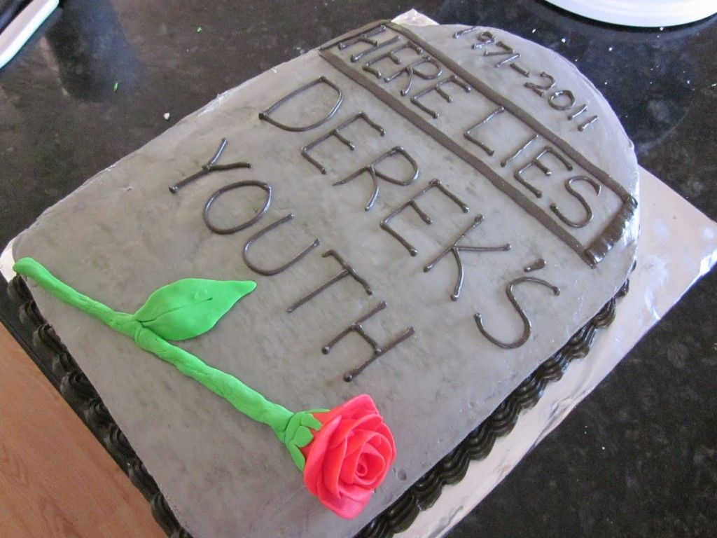 Funny 40th Birthday Cakes Ideas Topsimages