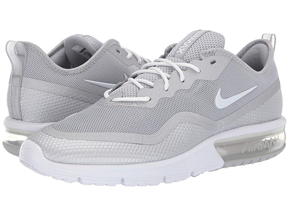 Nike Air Max Sequent 4.5 Men's Cross Training Shoes Metallic