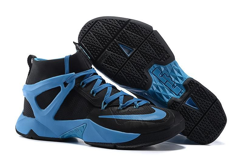 new products 12c2b 283f3 Nike Lebron 13 Mens Blue Black | DRIP in 2019 | Sneakers ...