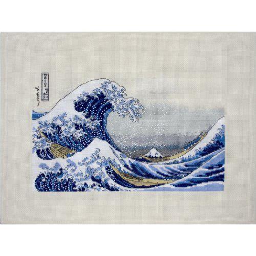 ART PRINT The Great Wave at Kanagawa by Katsushika Hokusai 11x14 Poster
