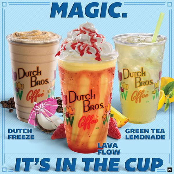 Thank You! #dutchbros