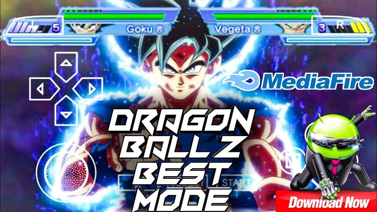 100 Mb Download Dragon Ball Z Shin Budokai Game Play On Android