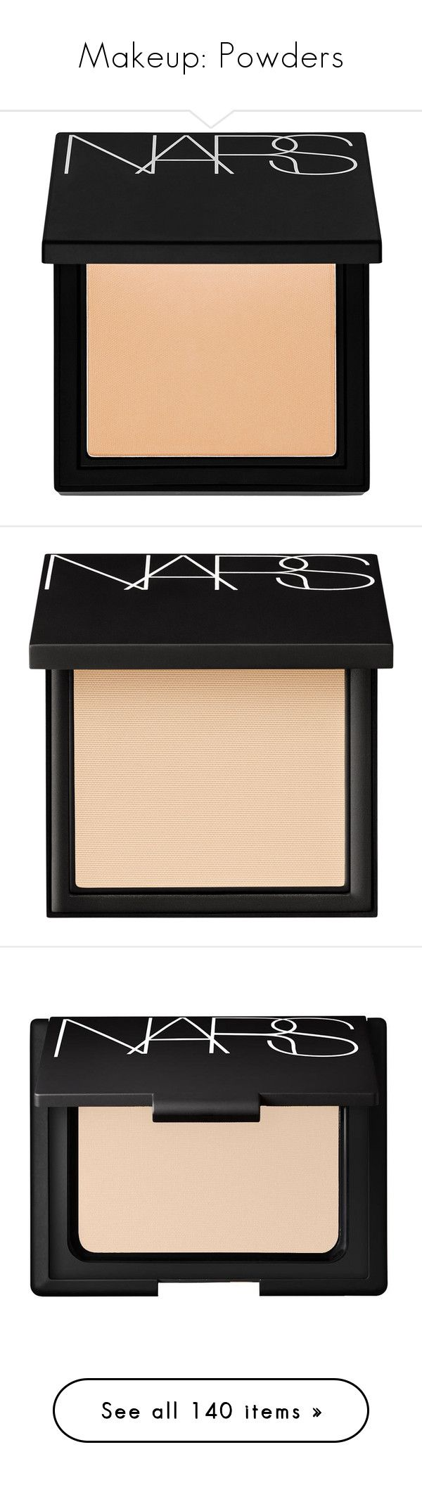 """""""Makeup Powders"""" by katiasitems on Polyvore featuring"""