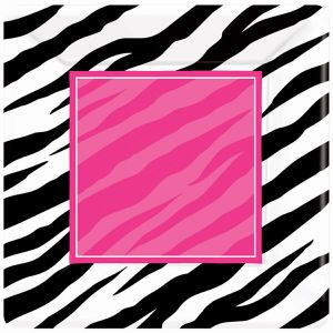 Add Some Wild Print And Pretty Pink Color To Your Birthday Or Bachelorette Bash With Our