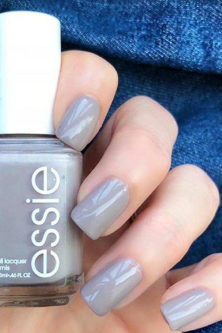 Essie Nail Polish #nails #holidaynails #fallnails #essie #ad ...