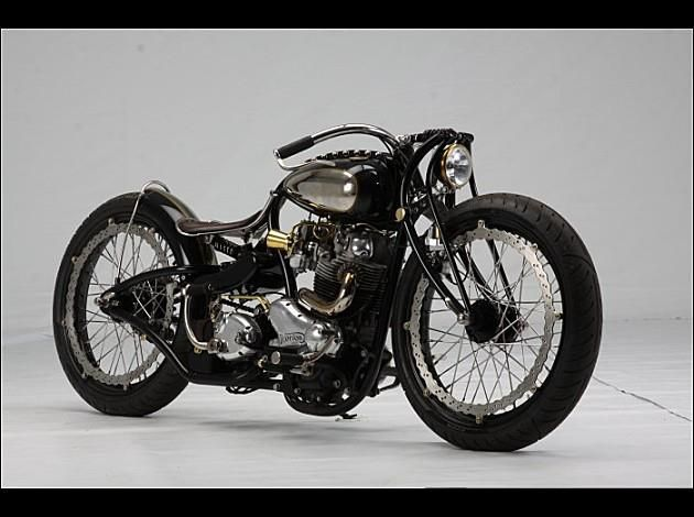 Lay down your favorite bobber/Hardtail... @ caferacer351.com