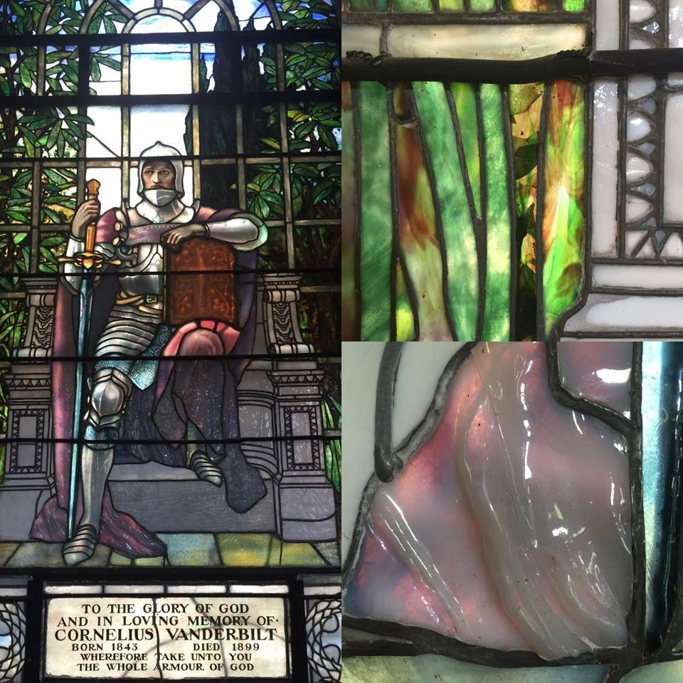 Tiffany Glass And Decorating Company Studios