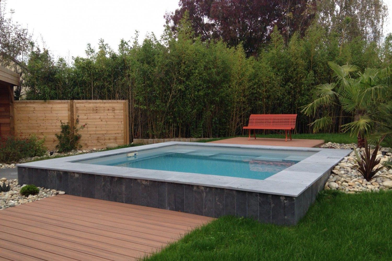 Piscine Enterree En Beton Sur Mesure Caron Piscines Outdoor Decor Outdoor Pool