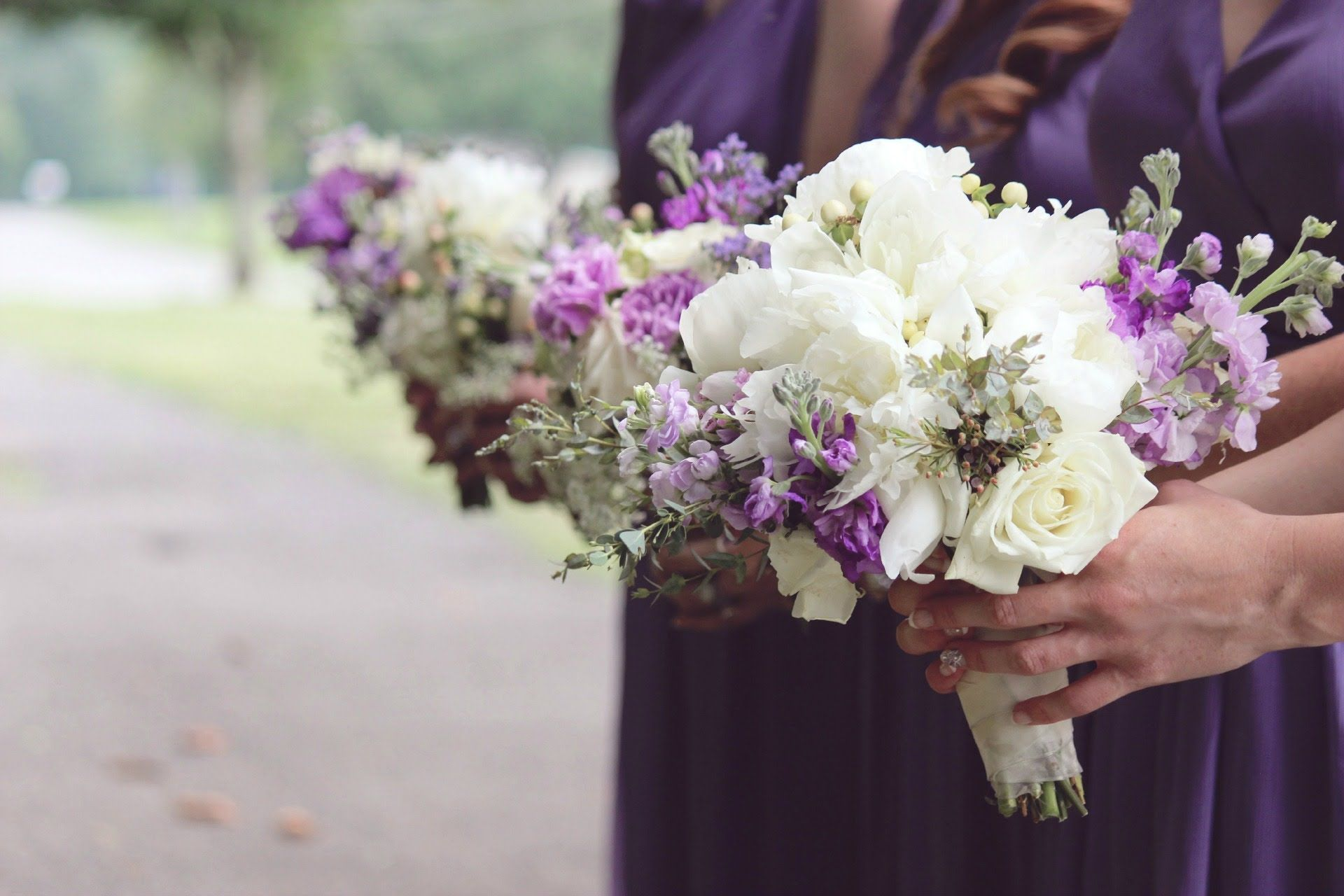 How to Make a Bridal Bouquet - Step-by-step instructions ...