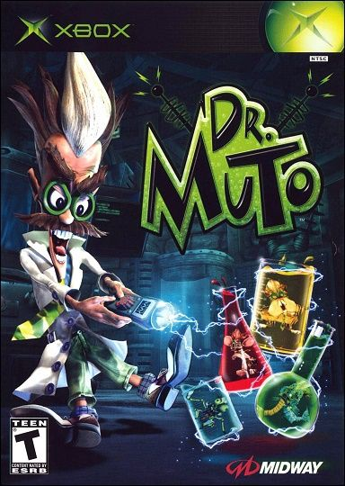 Dr. Muto is a maniacal, yet genius, mad scientist whose latest experiment has accidentally destroyed his own home planet. Using his latest invention, the Splizz Gun, Dr. Muto will morph and mutate with any living organism in order to rebuild his planet and accomplish tasks no human could achieve alone.