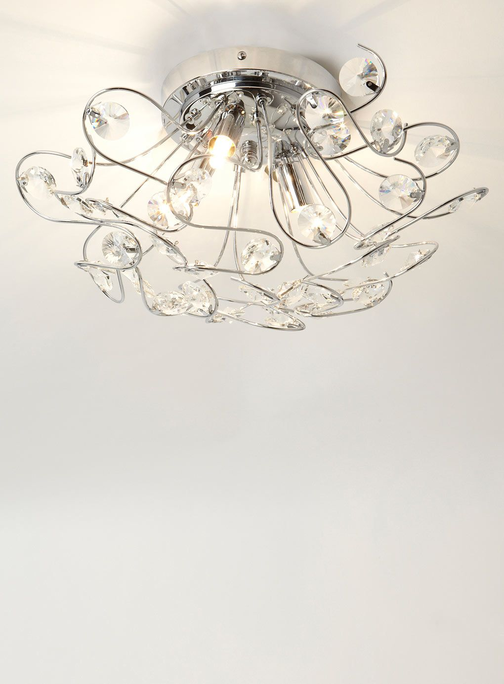 Bathroom Chandeliers Bhs livia ceiling flush light - bhs | painting, remodeling, diy