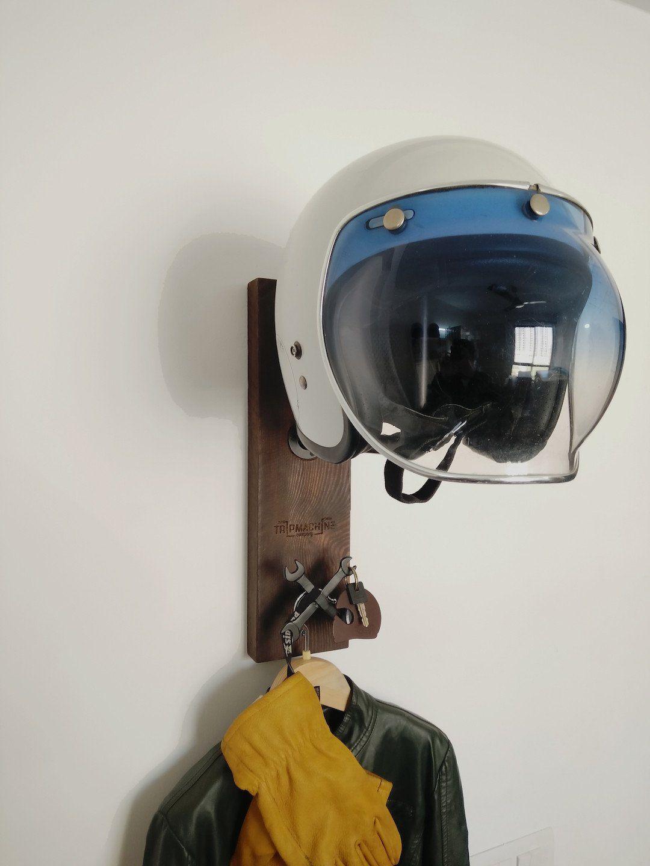 Helmet Hanger Ideas Hanger Helmet Y Man Cave Garage