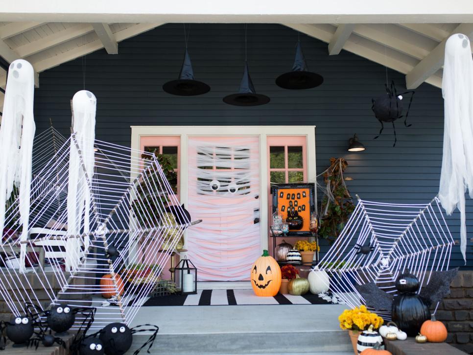 75 DIY Halloween Decorations & Decorating Ideas HGTV