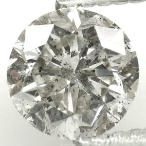1.18-Carat HKD-Certified Natural White Diamond