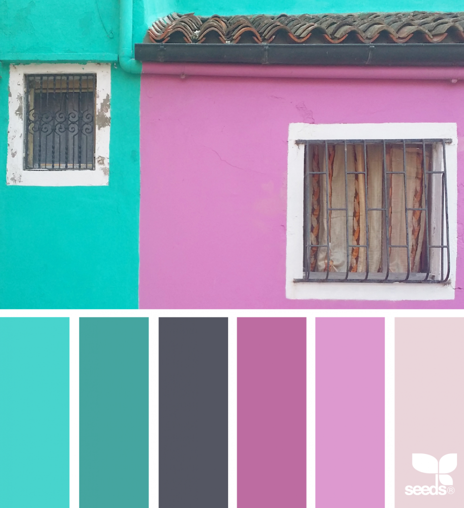 Color View (design seeds) | Seeds, Color inspiration and Colour pallette