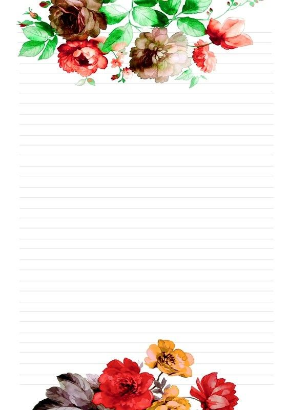Design Paper For Writing ✿**✿*escribeme*✿**✿*  Lined Stationery  Pinterest  Planners .
